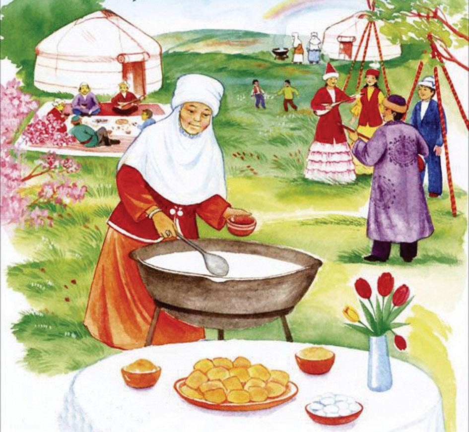 Открытки для казахстана по праздникам